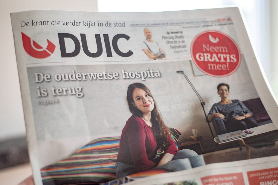 De nieuwe DUIC krant is weer uit: deze verhalen staan er allemaal in