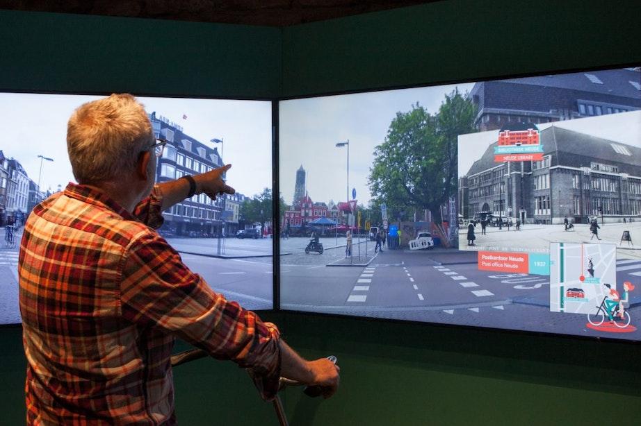 Een kijkje bij Het 'nieuwe' Utrechts Archief: Utrecht begint hier