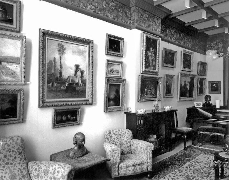 Verdwenen musea: Museum Van Baaren aan de Oudegracht