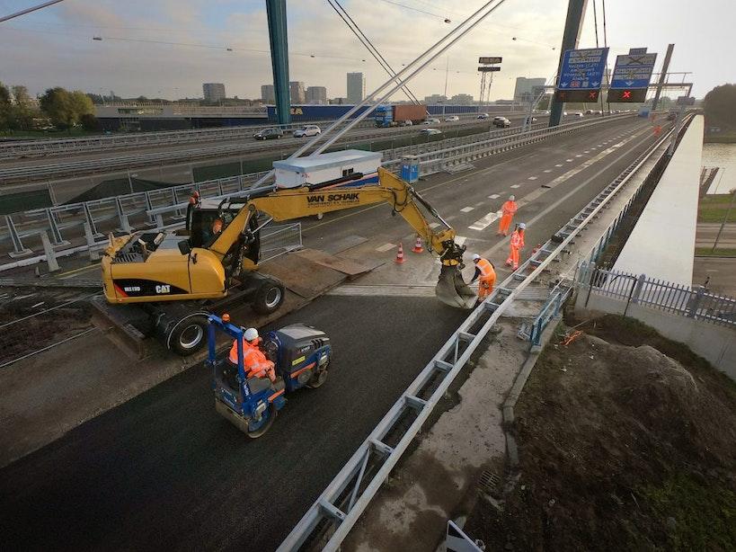 Werkzaamheden Galecopperbrug zorgen voor nog meer verkeershinder rond Utrecht