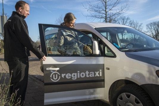 Maatregelen om vertragingen bij Regiotaxi te verminderen door werkzaamheden Galecopperbrug
