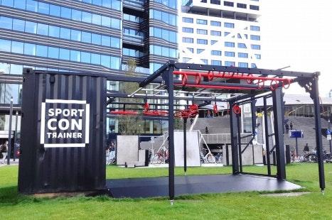 Plan voor nog twee SportContrainers in Utrecht