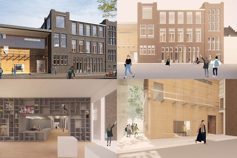 Nieuwe plannen Universiteitsmuseum bekend