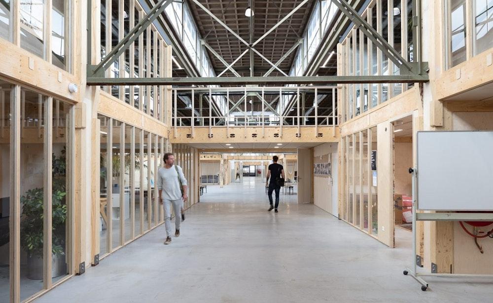 Werkspoorfabriek opent de deuren voor ondernemers en publiek