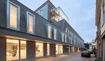 Mitros wil 75 procent sociale huur en 25 procent sociale middenhuur aan ABC-straat in Utrecht