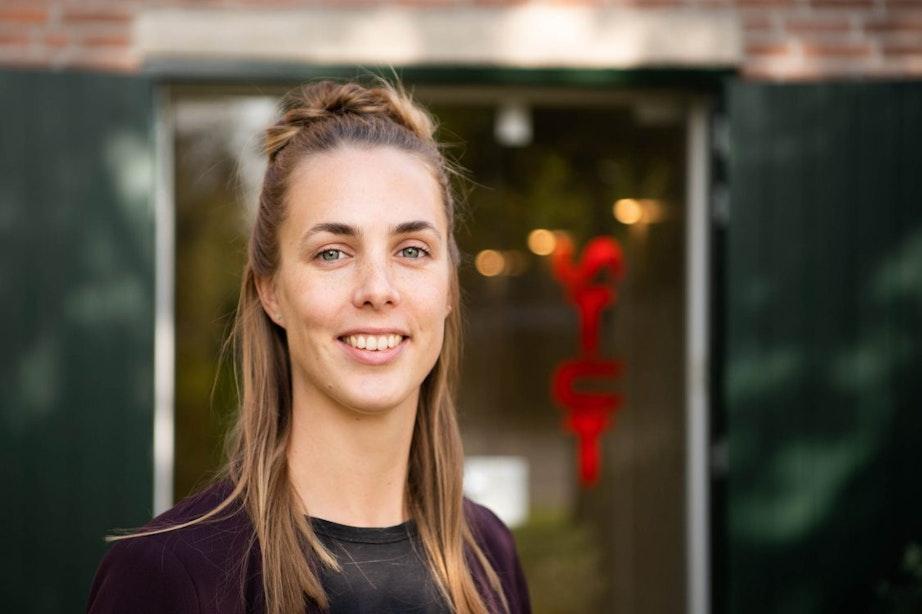 Utrecht volgens Kyra Kasel: 'We maken er een leuke stad van met z'n allen'