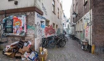 Gaat de lelijkste steeg van Utrecht dan eindelijk opgeknapt worden?