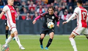 FC Utrecht geen partij voor wervelend Ajax