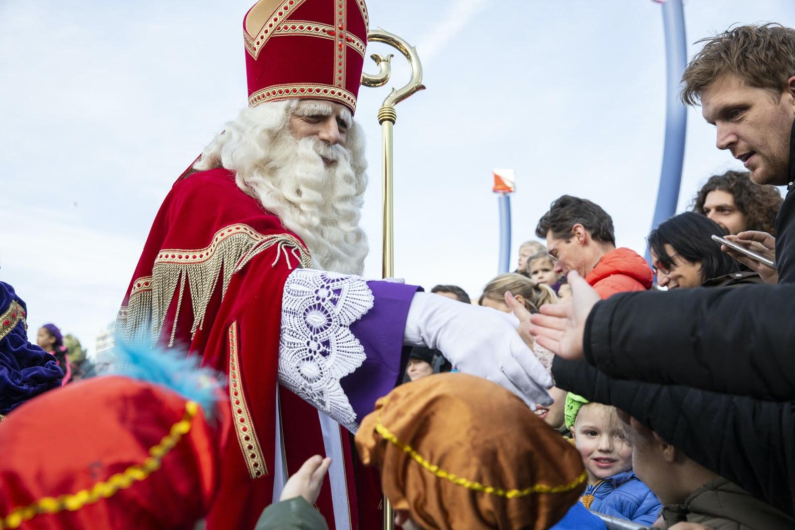 Foto S Intocht Sinterklaas Was Weer Een Groot Feest