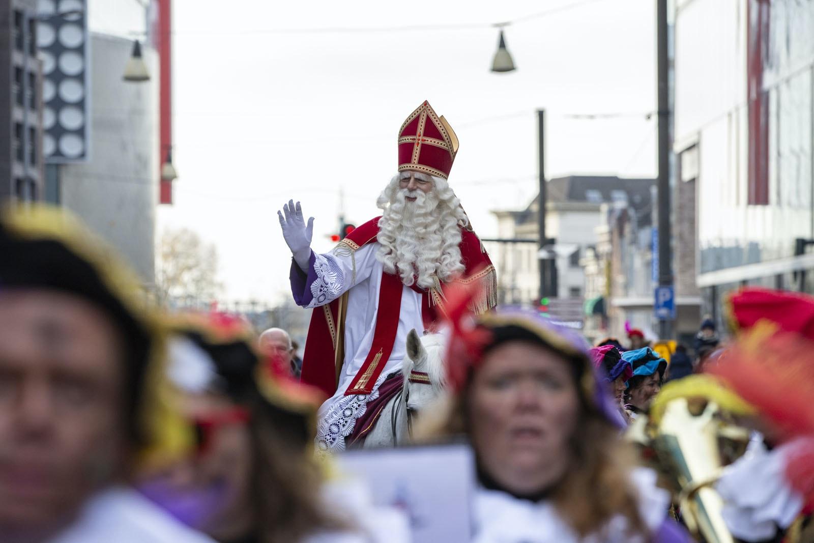 Dit Jaar Geen Sinterklaasintocht In Utrecht Ook Geen Alternatief