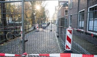 Slechte constructie werfkelder oorzaak gat Nieuwegracht: 100 kelders worden geïnspecteerd