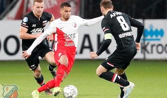 FC Utrecht ook niet opgewassen tegen nummer 2 AZ