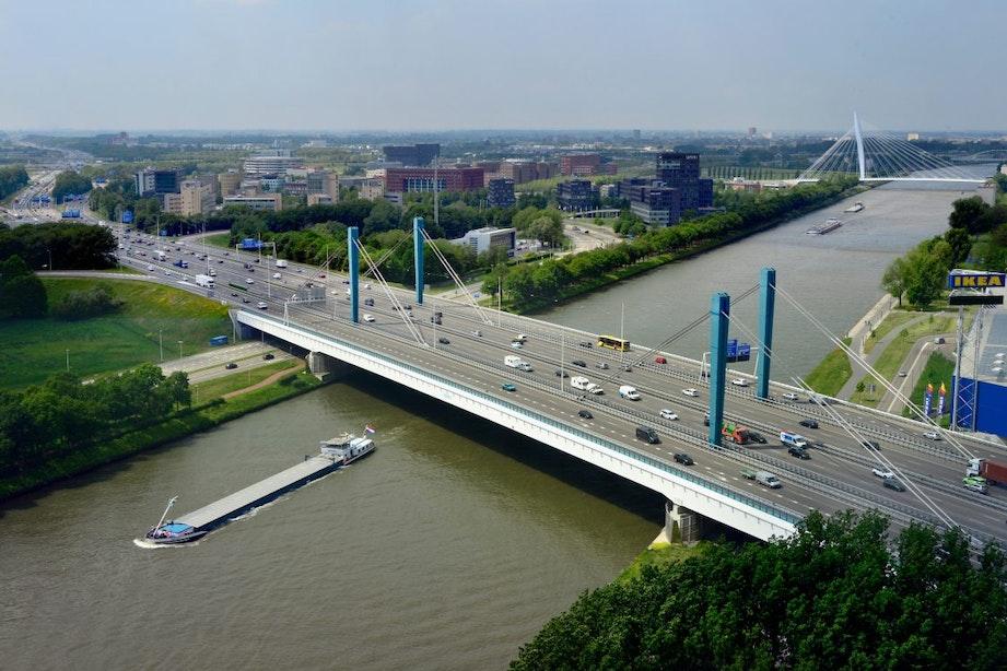 Galecopperbrug vanaf zaterdagochtend weer open voor verkeer
