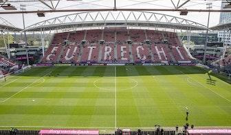 Positieve coronatest speler Jong FC Utrecht; spelers en staf in quarantaine