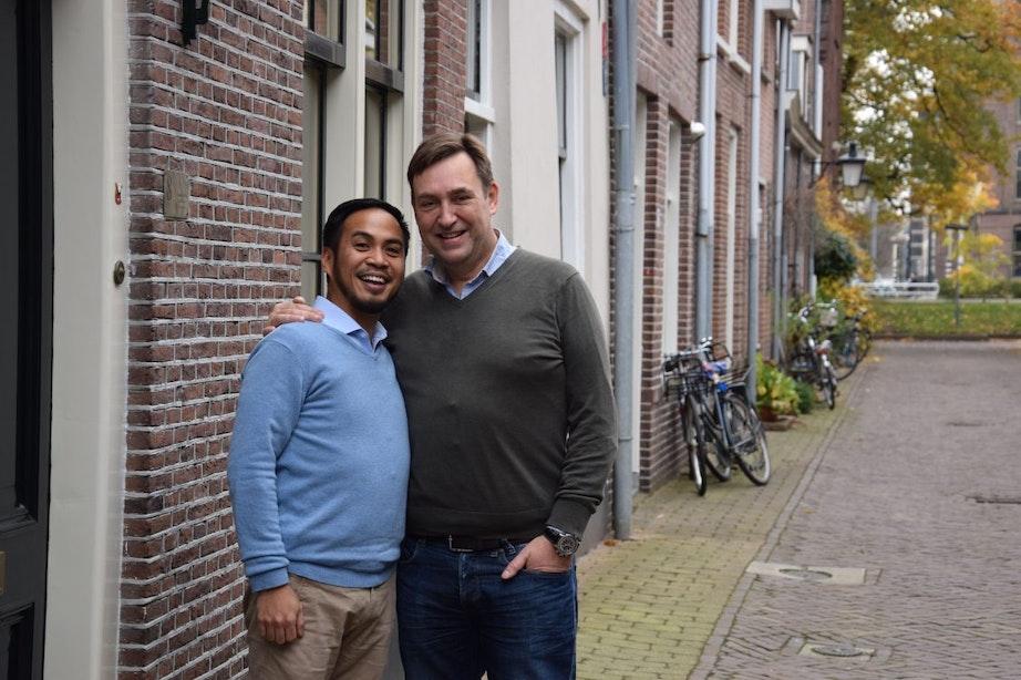 Allemaal Utrechters – Jend Hordejan: 'De conceptie van homoseksualiteit in de Filipijnen is erg vrouwelijk'