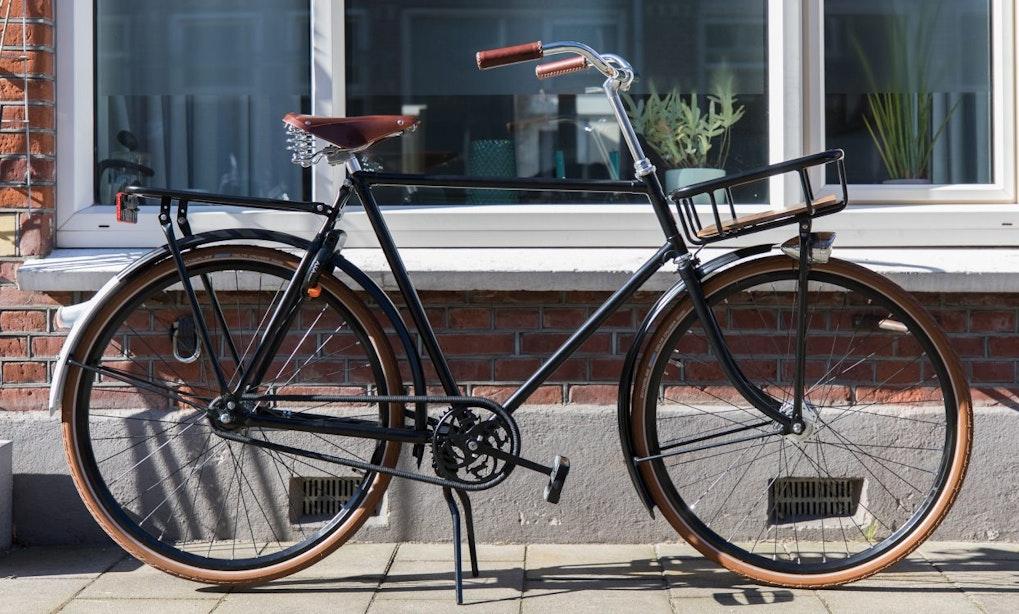 Gestolen klassieke fiets uit 1956 teruggevonden