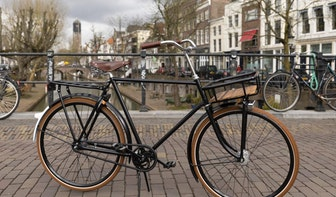 Duizenden flyers voor in Utrecht gestolen rijwiel: 'De fiets van mijn opa'