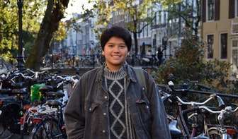 Allemaal Utrechters – Phye Hnin Thwin: 'Zelfs als ik down ben, vrolijkt deze stad me op door al haar schoonheid'