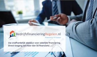 Behoefte aan extra kapitaal? FP Finance helpt