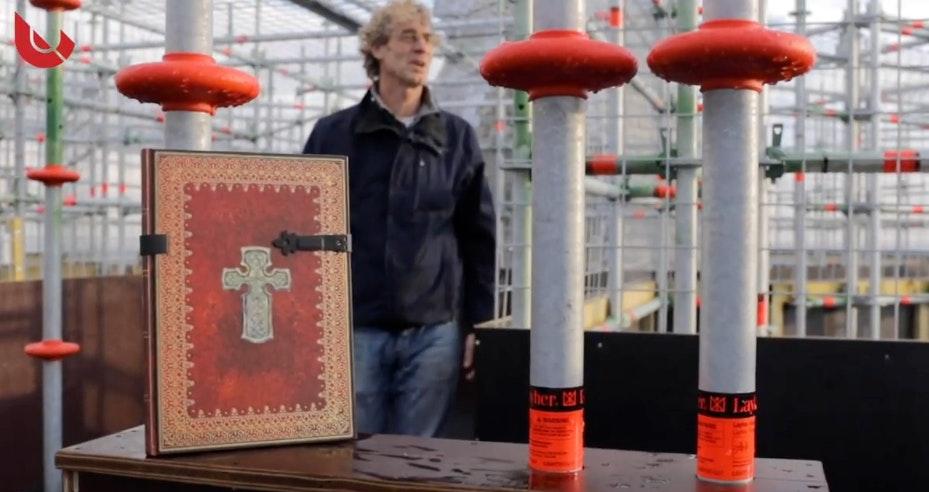 Het Utrechtse Sinterklaasjournaal: boek van de Sint bij burgemeester Jan van Zanen