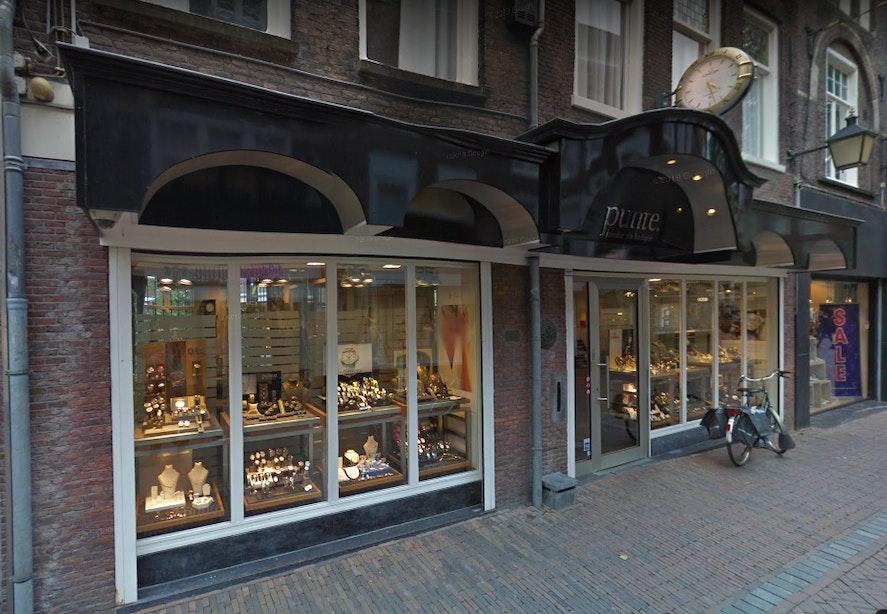 Juwelier Punte wéér beroofd: 'Het was een rare snuiter'