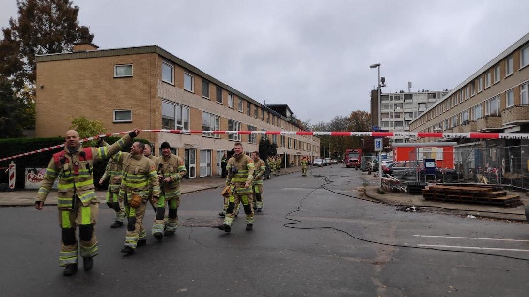 Winkelcentrum en woningen De Gaard korte tijd ontruimd na gaslek