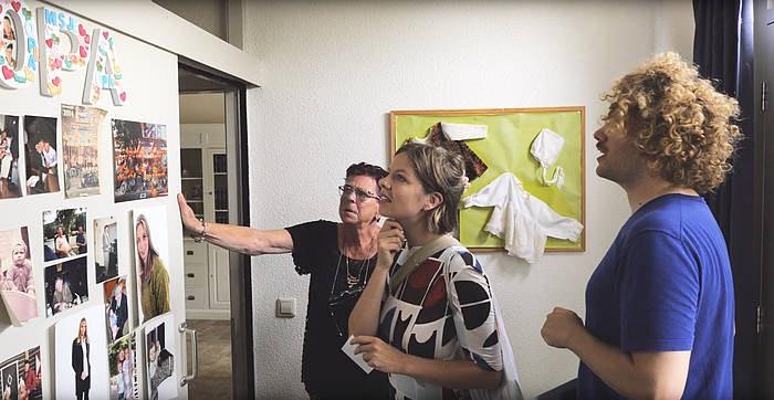 Tientallen bewoners Sterrenwijk hebben kunstontwerp gekozen