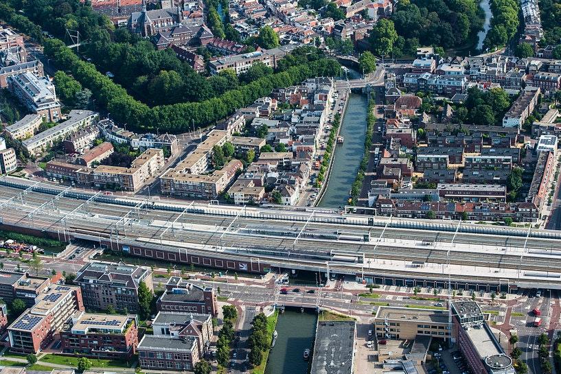 Onderdoorgang spoorviaduct Westerkade gaat definitief dicht voor auto's