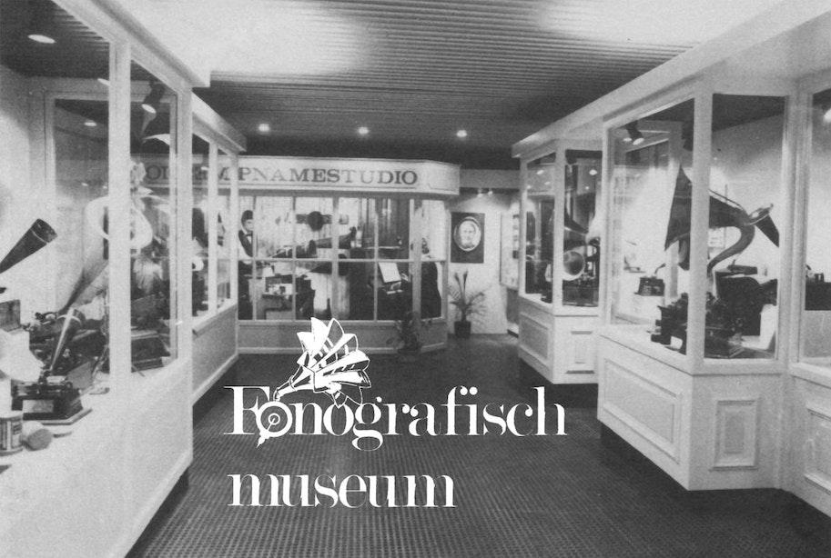 Verdwenen musea: Fonografisch Museum in Hoog Catharijne