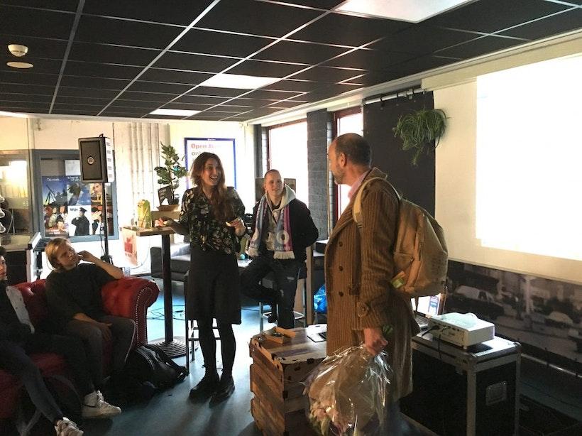 Utrechtse docent verkozen tot Duurzame Docent 2019