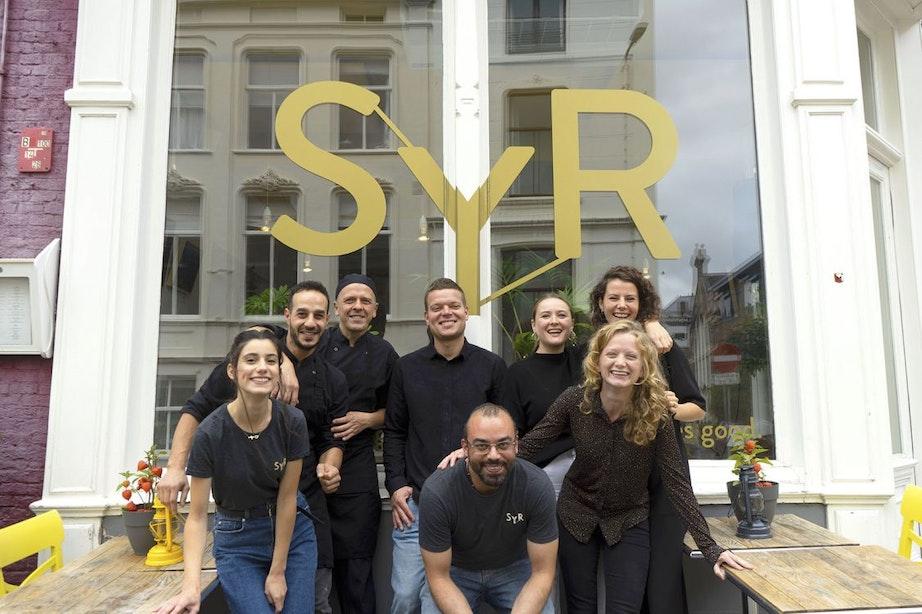Reddingsplan voor restaurant Syr in Utrecht