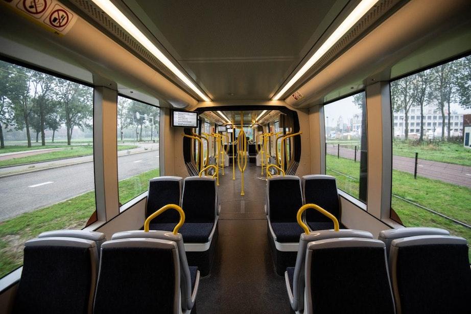 Tijdelijk geen trams op Uithoflijn vanwege wisselstoring