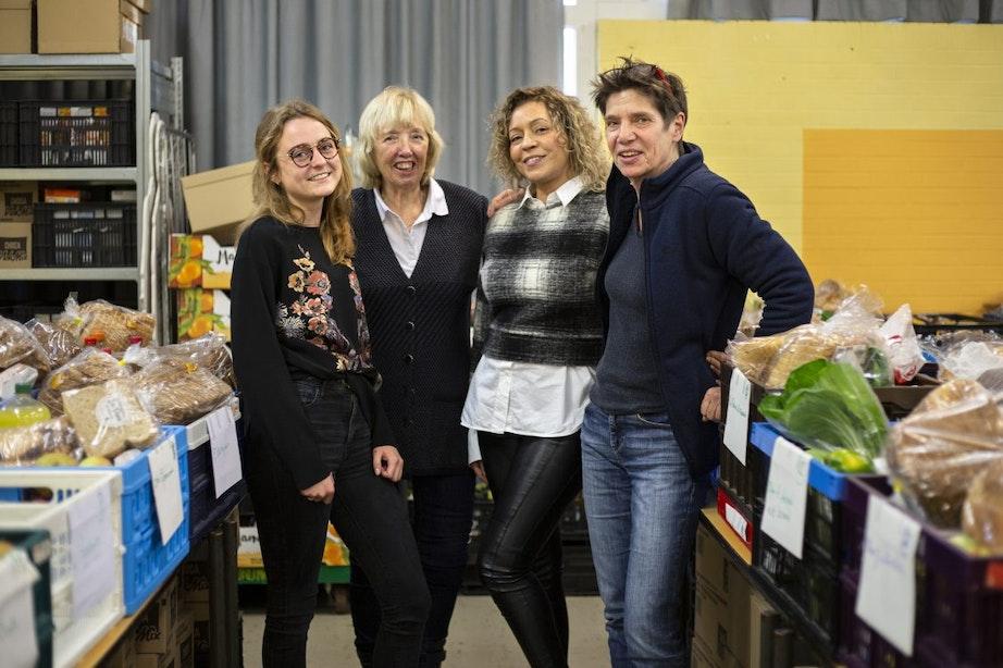 De rij van de Voedselbank in Overvecht wordt steeds langer: 'Honderd mensen, honderd verhalen'