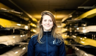 Het jaar van Fiep Warmerdam: Triton won de Varsity