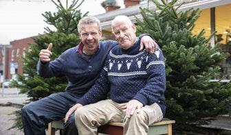 Topdrukte bij Utrechtse kerstboomhandelaren