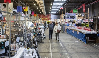 De Utrechtse Bazaar na dit weekend definitief gesloten