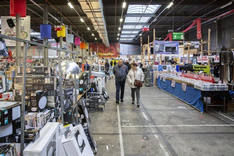 'De Utrechtse Bazaar is meer dan een markt'