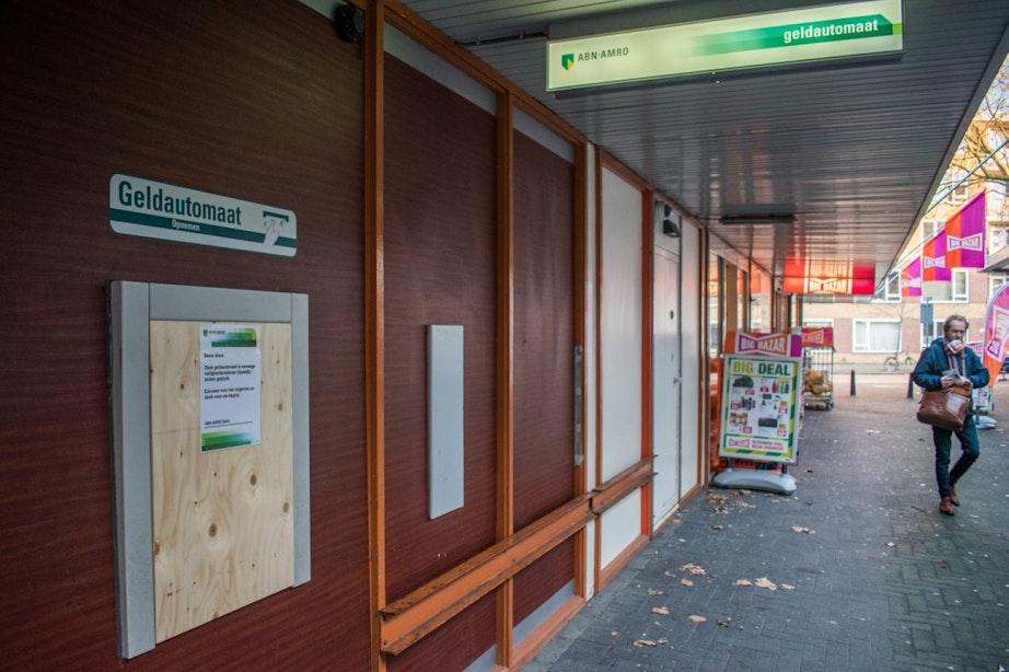 Nog maar vier geldautomaten van ABN Amro open in Utrecht