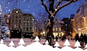 Vier het gezelligste winterfeest in Utrecht
