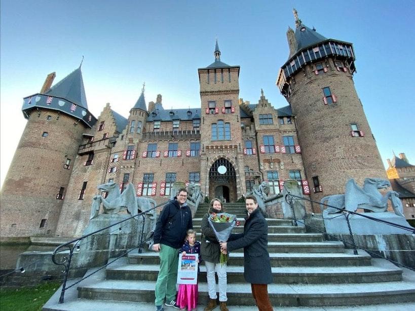 Dit jaar meer dan 300.000 bezoekers naar Kasteel de Haar
