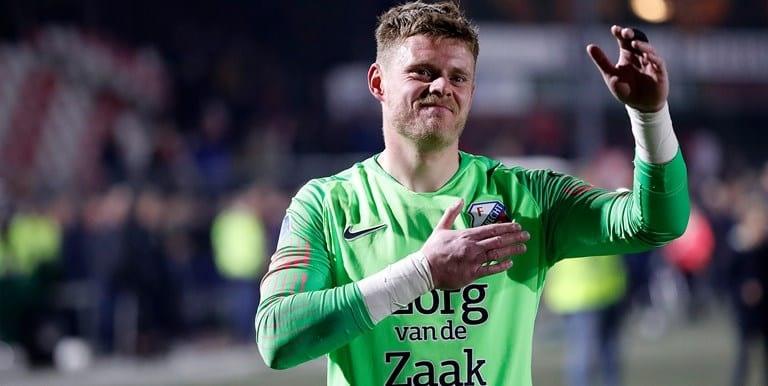 FC Utrecht verkoopt David Jensen aan New York Red Bulls