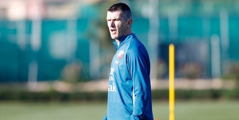 FC Utrecht laat assistent-trainer Marinus Dijkhuizen vertrekken naar Excelsior