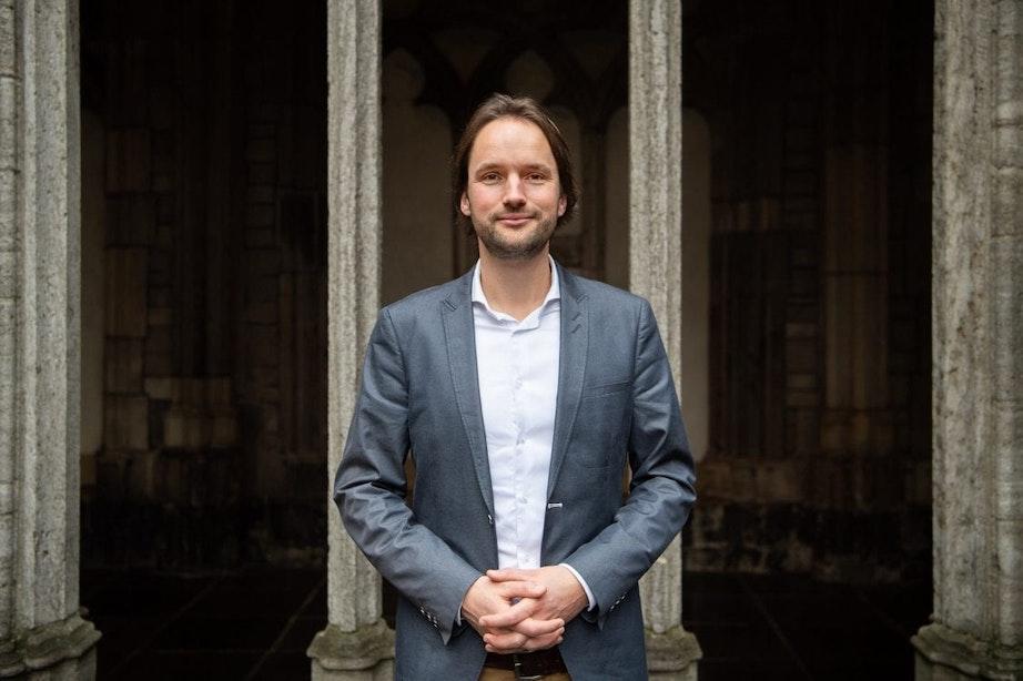 Utrecht volgens Willem Roskam; De nieuwe predikant van de Domkerk