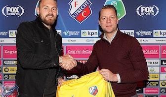 Jeroen Zoet speelt rest van het seizoen voor FC Utrecht