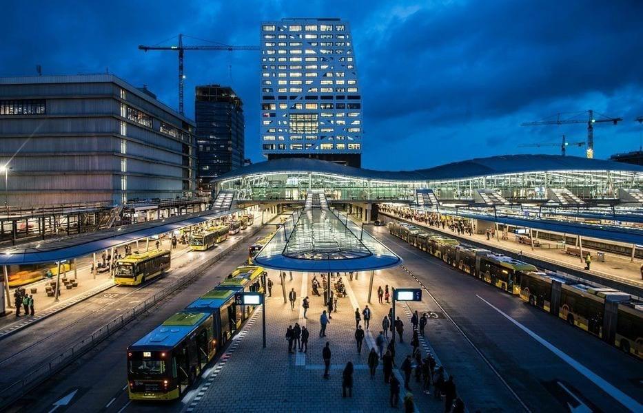 In 2028 moeten de bussen in Utrecht rijden zonder uitstoot