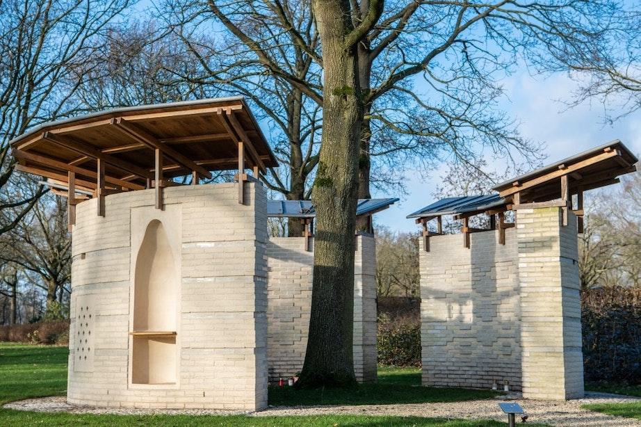 Kunst in de openbare ruimte op begraafplaats Daelwijck: 'Het werk ademt en leeft'