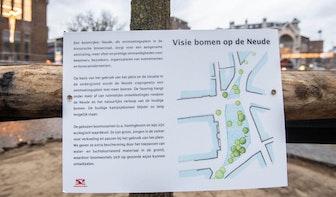 Wethouder over beplanting Neude: 'Een boom in een bak is geen echte boom'