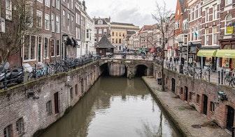 Project herstel Utrechtse werven loopt volgens planning, maar gaat nog jaren duren