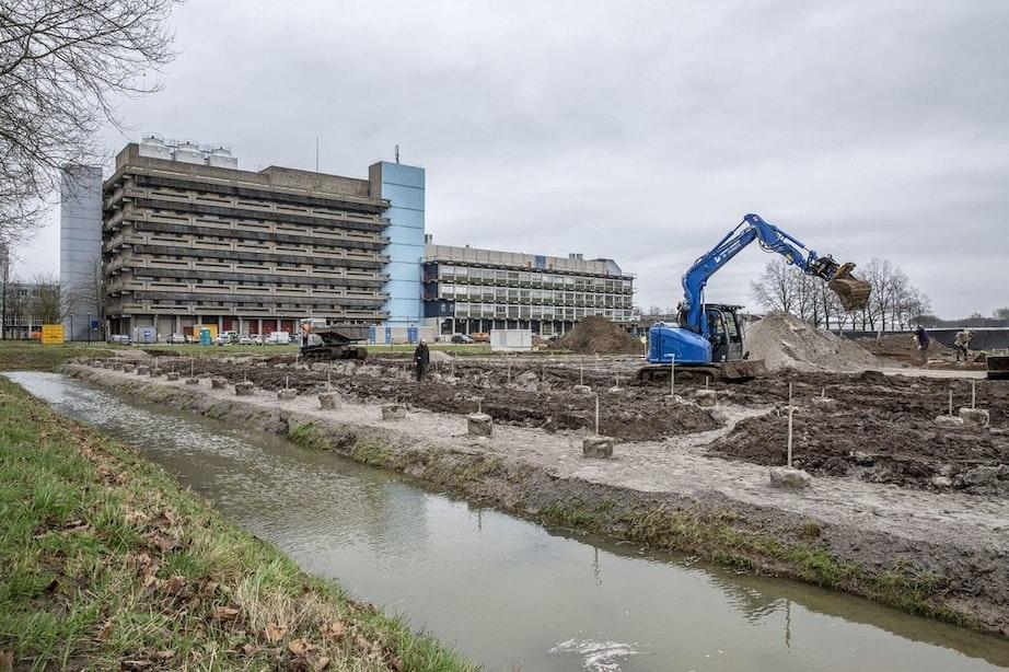Bouw 400 studentenwoningen Utrecht Science Park begonnen