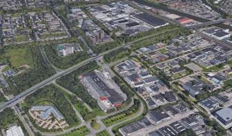Bedrijven Lage Weide maken zich zorgen om woningbouw tegen grens van Utrecht